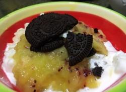 酸奶版水果冰淇淋