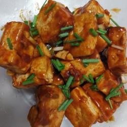 【粤菜】--糖醋豆腐