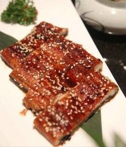烤鳗鱼美的烤箱菜谱的做法