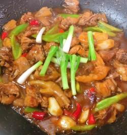 【冬季养生菜】—木瓜杂豆鸡肉煲