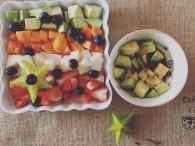 果干水果沙拉怎么做好吃 果干水果沙拉