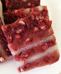 椰汁红豆糕(2)