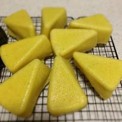 硬核菜谱制作人南瓜小米糕的做法