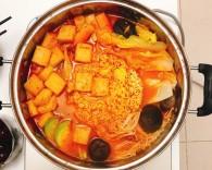 韩式部队火锅 | 魔力美食的做法