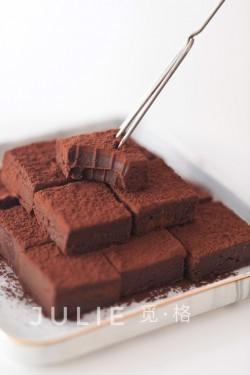 自制生巧克力怎么做好吃 自制生巧克力