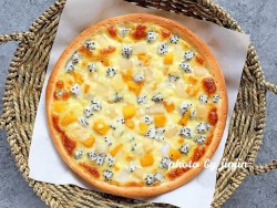 水果披萨?海鲜披萨?