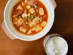 2020韩式辣白菜豆腐汤怎么做好吃