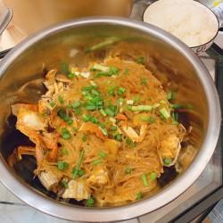 螃蟹粉丝煲怎么做好吃 螃蟹粉丝煲