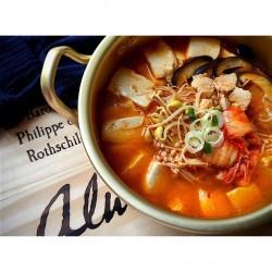 石锅泡菜汤