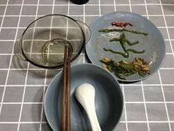 清炒香菇黄瓜