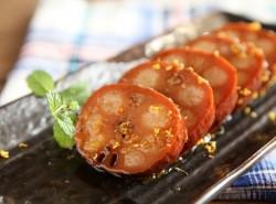 糯米桂花糖藕