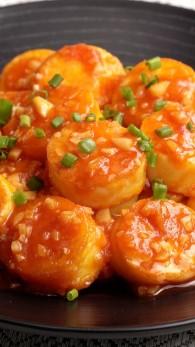 蔬菜海鲜茄汁日本豆腐怎么做好吃 蔬菜海鲜茄汁日本豆腐的做法,配方