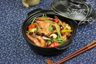 干锅香辣虾怎么做好吃 干锅香辣虾