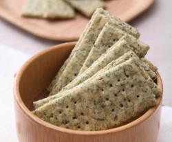 海苔苏打饼干硬核菜谱制作人的做法