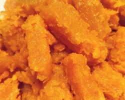 金灿灿的咸蛋黄南瓜条的做法