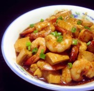 虾仁豆腐怎么做好吃 虾仁豆腐