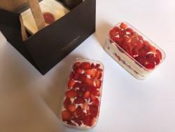 小猪佩奇水果盒子蛋糕