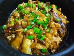 砂锅茄子煲