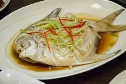 红烧鲳鱼的做法-清蒸鲳鱼的做法