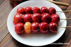草莓冰糖葫芦怎么做好吃 草莓冰糖葫芦的做法大全