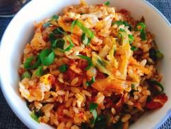 创意泡菜炒饭