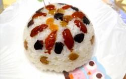 【兰州】粟香紫米八宝饭