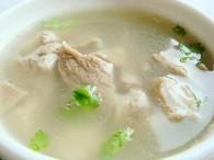 清炖羊肉汤怎么做好吃 清炖羊肉汤的做法,步骤