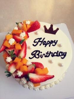 甜品(*^ω^*)蛋糕.柠檬蛋糕.水果蛋糕.空气炸锅版