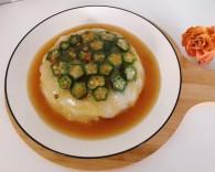 精品菜谱挑战赛黑椒西冷牛排 鸡汁土豆泥 蔬果沙拉的做法