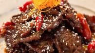 陈皮牛肉:四川经典凉菜的做法